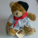The  Teddy Bear Collection Alphonse The Artist@sold@